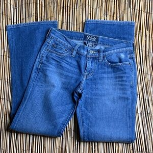 LUCKY BRAND SWEET N LOW JEANS SZ 25